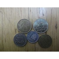 Пять монет/23. С рубля!