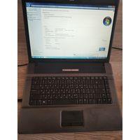 Notebook hp 550