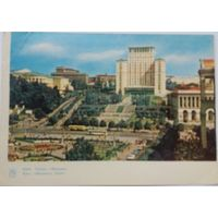 Киев гостиница, 1964 г.