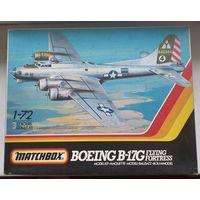 1/72 Matchbox B-17G - винтаж 1983 год