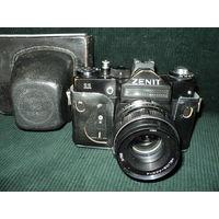 Фотоаппарат Zenit 11 с объективом HELIOS 44-M4
