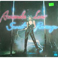 Amanda Lear /Sweet Revenge/1978 Ariola, Lp EX, Germany, + Postere