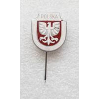 POLSKA. Герб Польши #1304-CP22