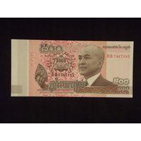 Камбоджа, 500 риеля 2014 год, UNC.