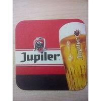 Бирдекель (подставка под пиво) Jupiler/Бельгия