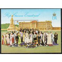 Королевская семья Экваториальная Гвинея 1978 год 1 блок (М)