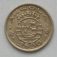 Порт. Ангола 2,5 Эск. 1974 (8)