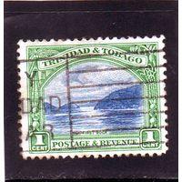 Тринидад и Тобаго.Ми-115. Залив First Boca.1935.