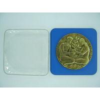 Настольная медаль. #02