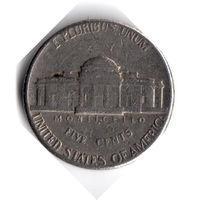 США. 5 центов. 1971 D