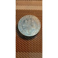 Германия 5 марок 1927 Серебро