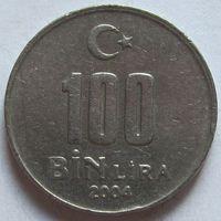 Турция, 100000 лир 2004 г