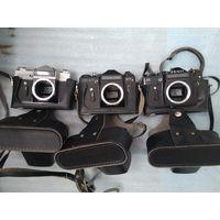 Фотоаппараты СССР с 1 Рубля