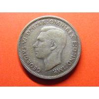 1 шиллинг 1946 года Австралия