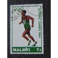 Малави 1984 г. Спорт.