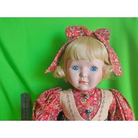 Фарфоровая кукла, коллекционная (Ashton-Drake)