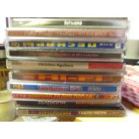 Музыкальные диски набор