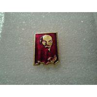 Значок. Ленин.