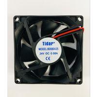 Вентилятор RQD 8025MS 24VDC