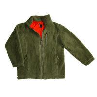 Очень теплая куртка-кофта знаменитого американского бренда LandsEnd (США), фабричный оригинал, абсолютно новая, на ребенка 7-8 лет, унисекс