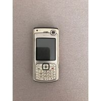 Nokia N70 (белый экран)