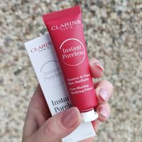 Праймер Clarins Instant Poreless Pore-Blurring Matifying Primer 20 ml