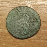 Грош 1768 (3)
