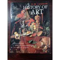 H. W. Janson История искусства 960 страниц