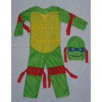 Карнавальный костюм Супермен, Человек Паук, Черепашка Ниндзя, Бетмен, Зорро, Князь Дракула и др. Разные размеры. Новый в упаковке. Недорого!