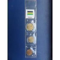 Судан 3 монеты одним лотом
