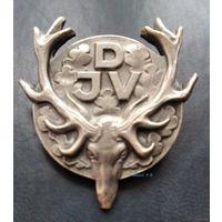 Знак DJV (большой).