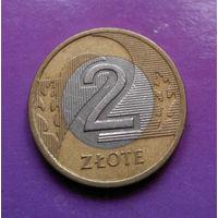 2 злотых 1994 Польша #03