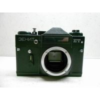 Фотоаппарат Зенит-ЕТ без объектива, 1992 г., рабочий