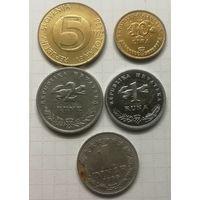 6 монет мой пересыл.
