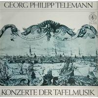 G. P. Telemann /Tafelmusic/1968, Orbis, LP, EX, Germany