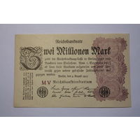 Германия, 2.000.000 Марок 1923 год, UNC-