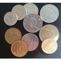 Сборный лот из 10 монет. Цена за все