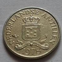 25 центов, Нидерландские Антильские острова, (Антиллы) 1978 г.