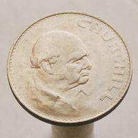 Великобритания 1 крона 1965 Cэр Уинстон Черчилль