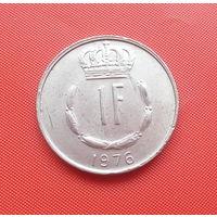72-11 Люксембург, 1 франк 1976 г.
