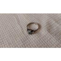 Кольцо женское. 875пр.