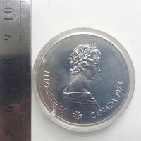 Канада 5 долларов 1974г