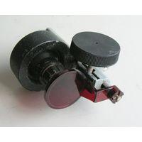 Блок объектива от фотоувеличителя