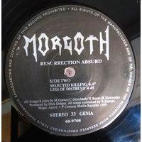 Morgoth - Resurrection Absurd /Death Metal