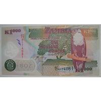 Замбия 1000 квача 2006 г. (g)