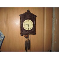 Часы настенные Маяк с Кукушкой