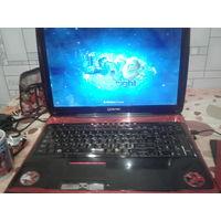 Ноутбук TOSHIBA игровой