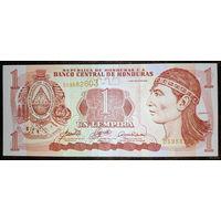 РАСПРОДАЖА!!! Гондурас 1 лемпира 2006 год UNC
