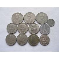 Польша 12 монет