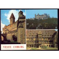 Германия Кобург Крепость